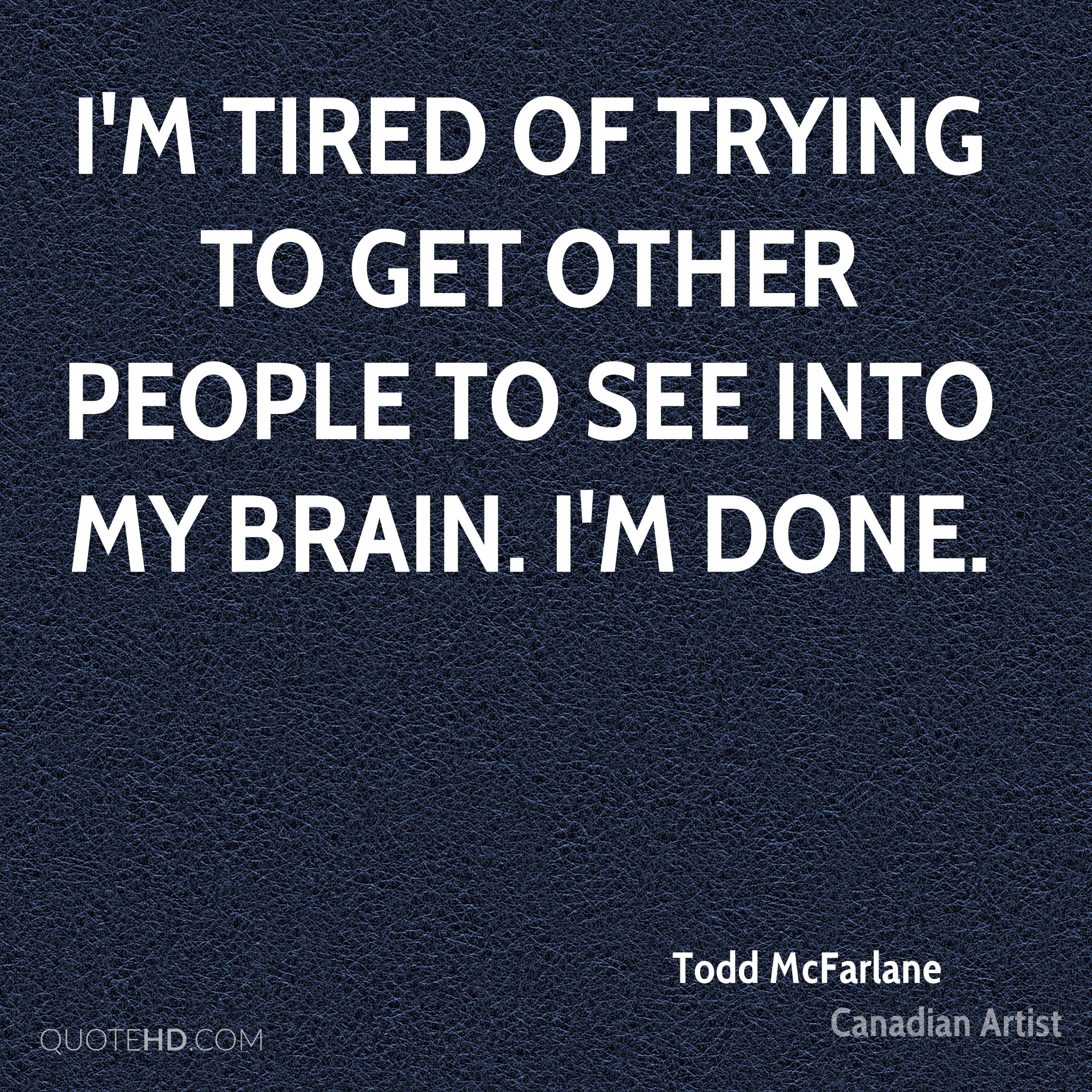 Todd McFarlane Quotes   QuoteHD