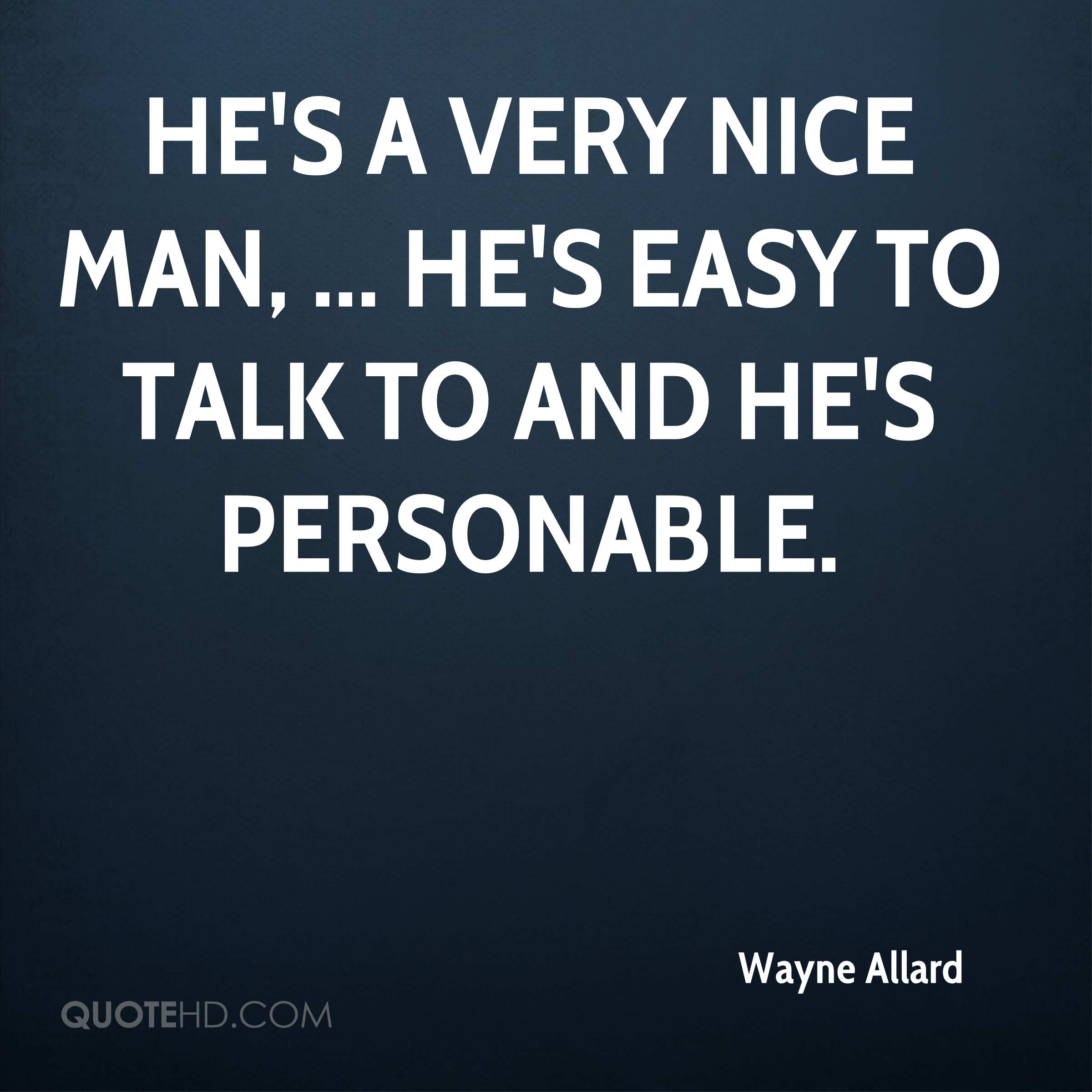 Quotes Nice Wayne Allard Quotes  Quotehd
