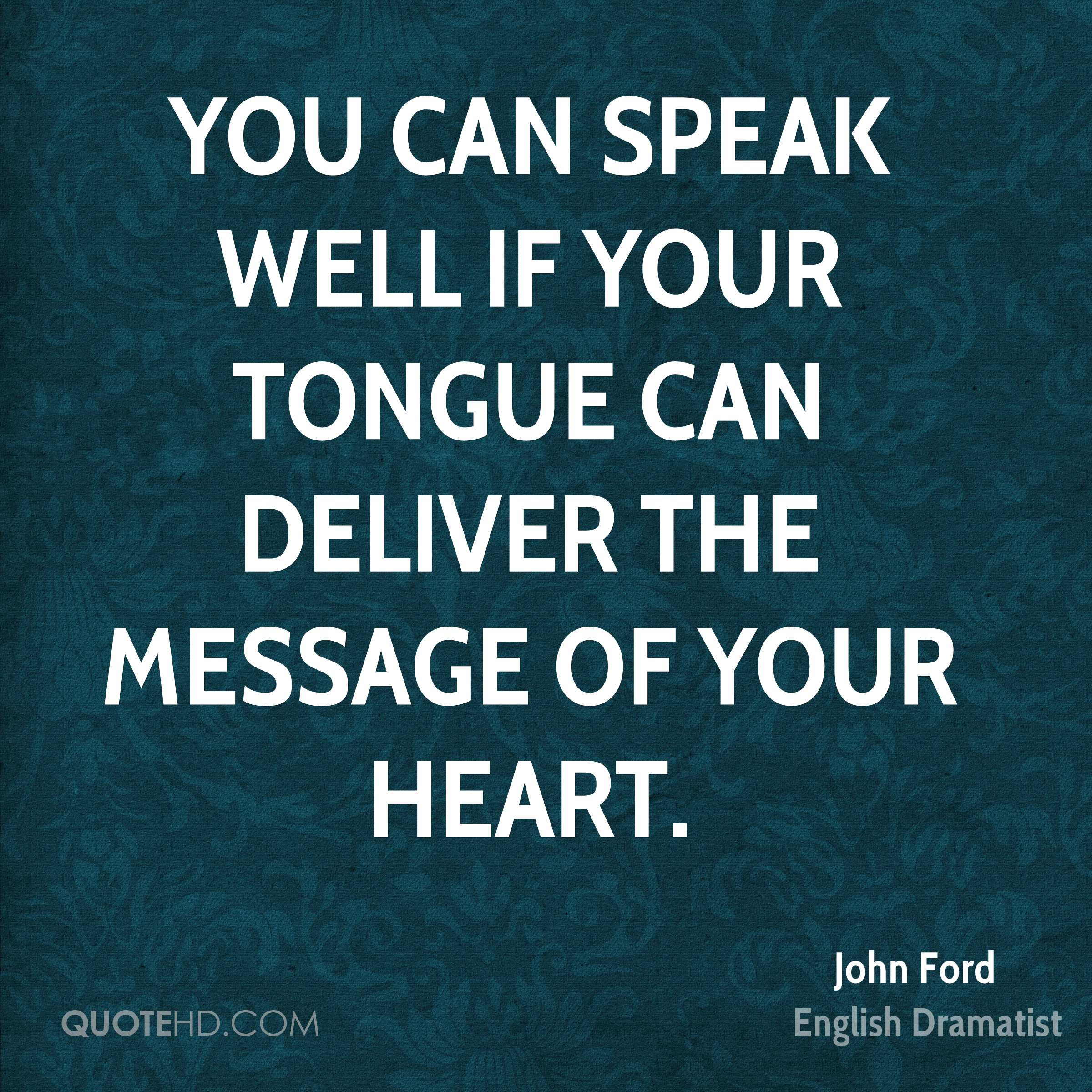 Can speaking in tongues be taught? - Quora
