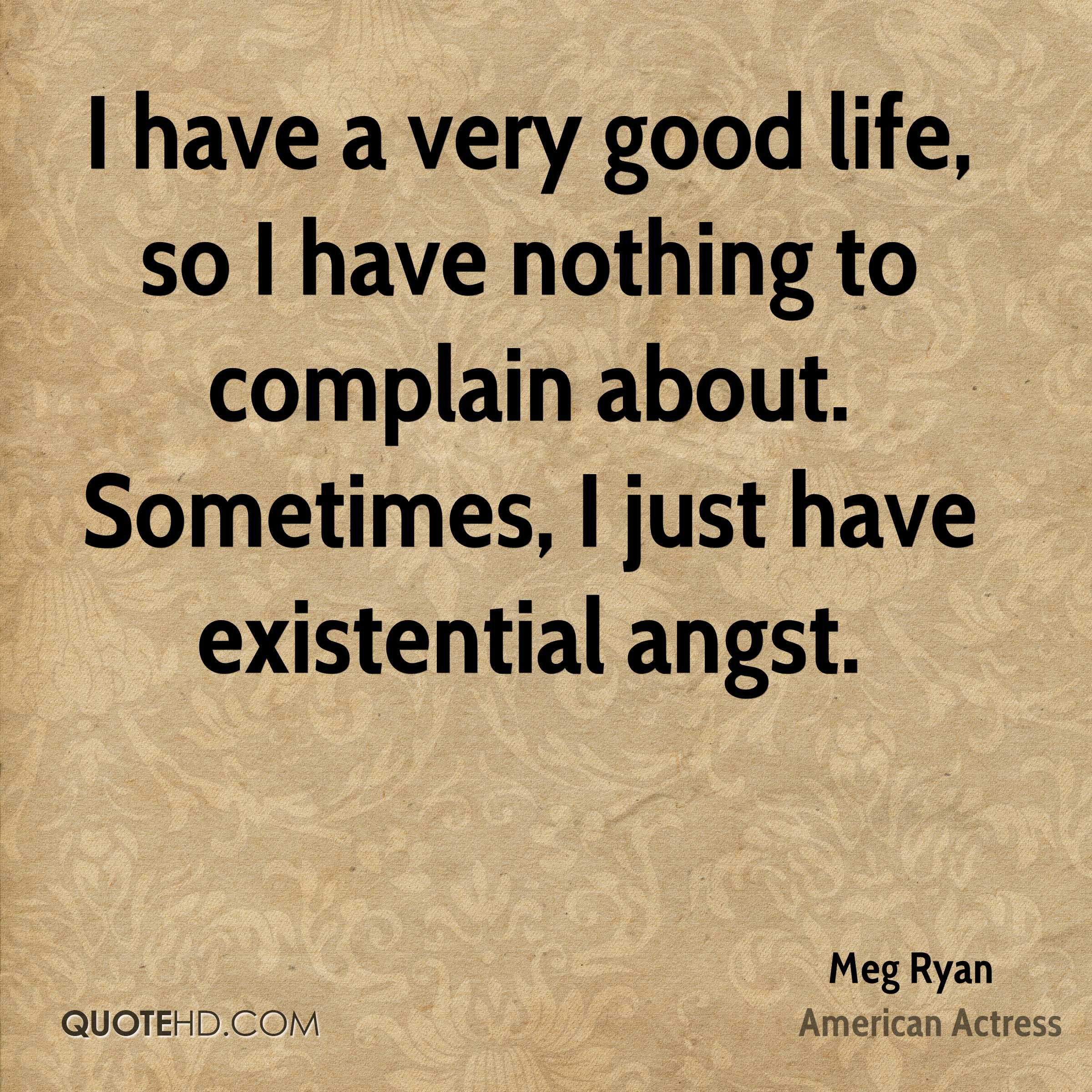 Really Good Life Quotes Meg Ryan Quotes  Quotehd
