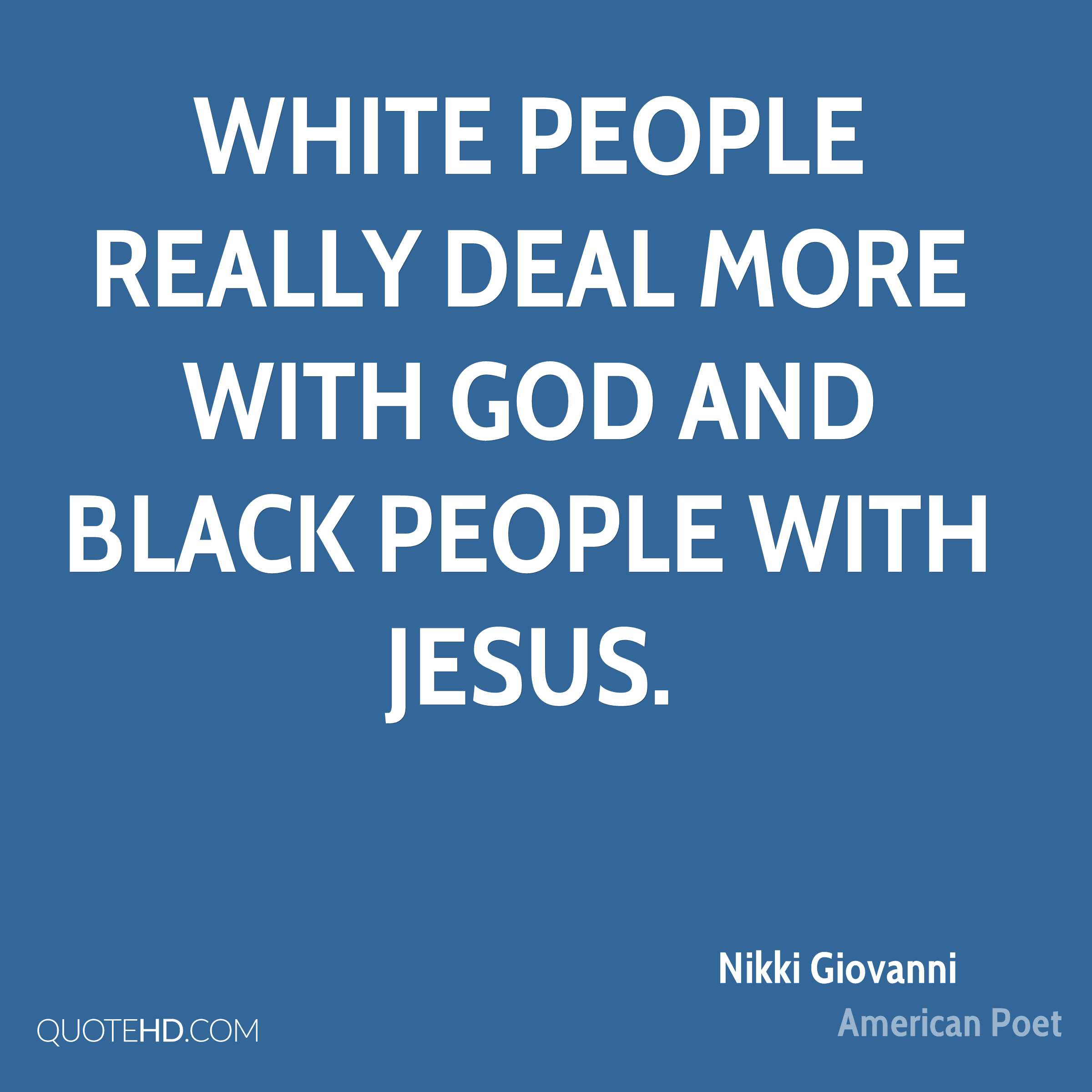 Black Jesus Quotes Nikki Giovanni Quotes  Quotehd