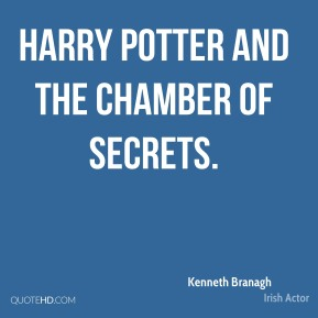 Kenneth Branagh  - Harry Potter and the Chamber of Secrets.