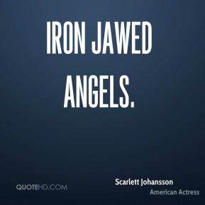 Iron Jawed Angels.