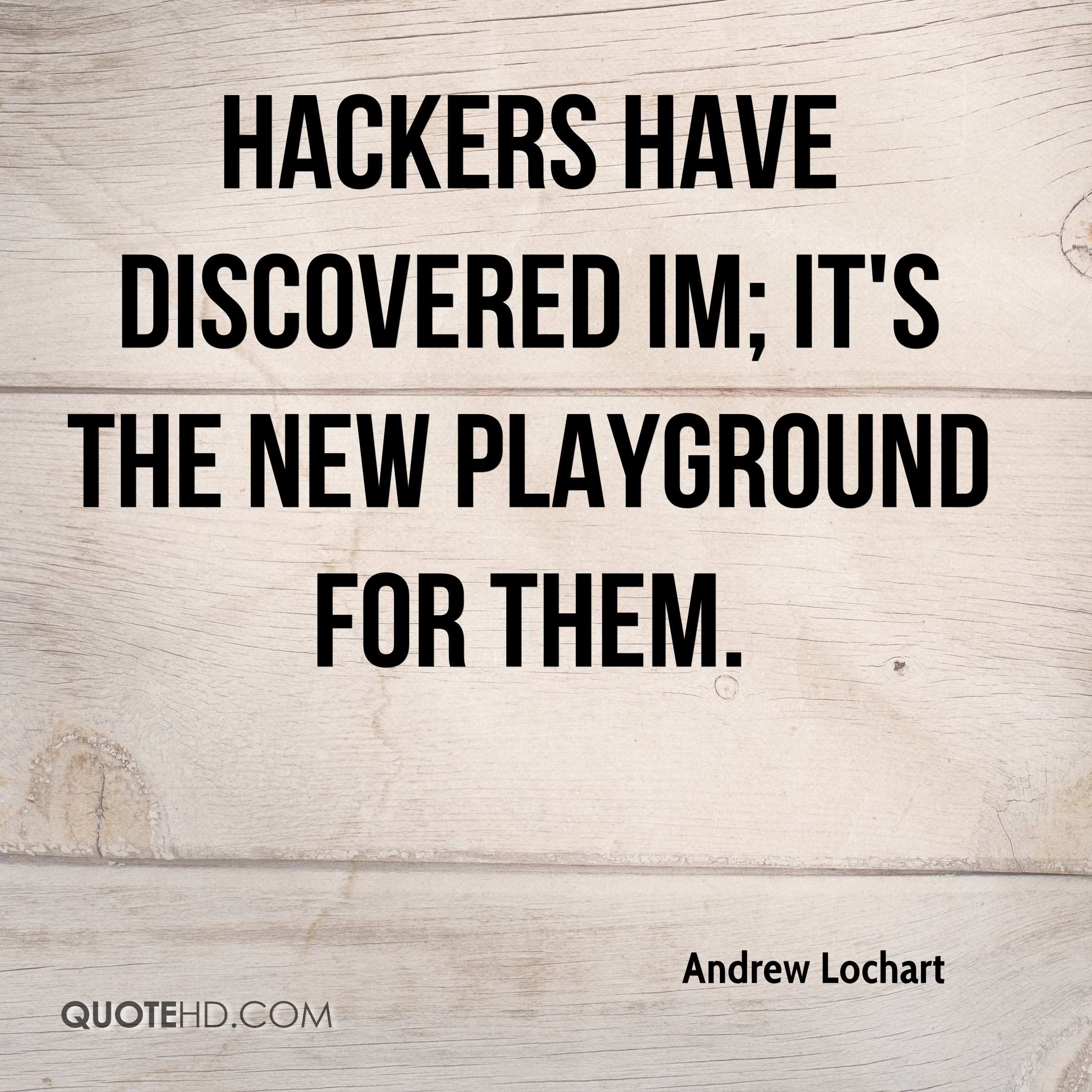 Hackers have discovered IM; it's the new playground for them.
