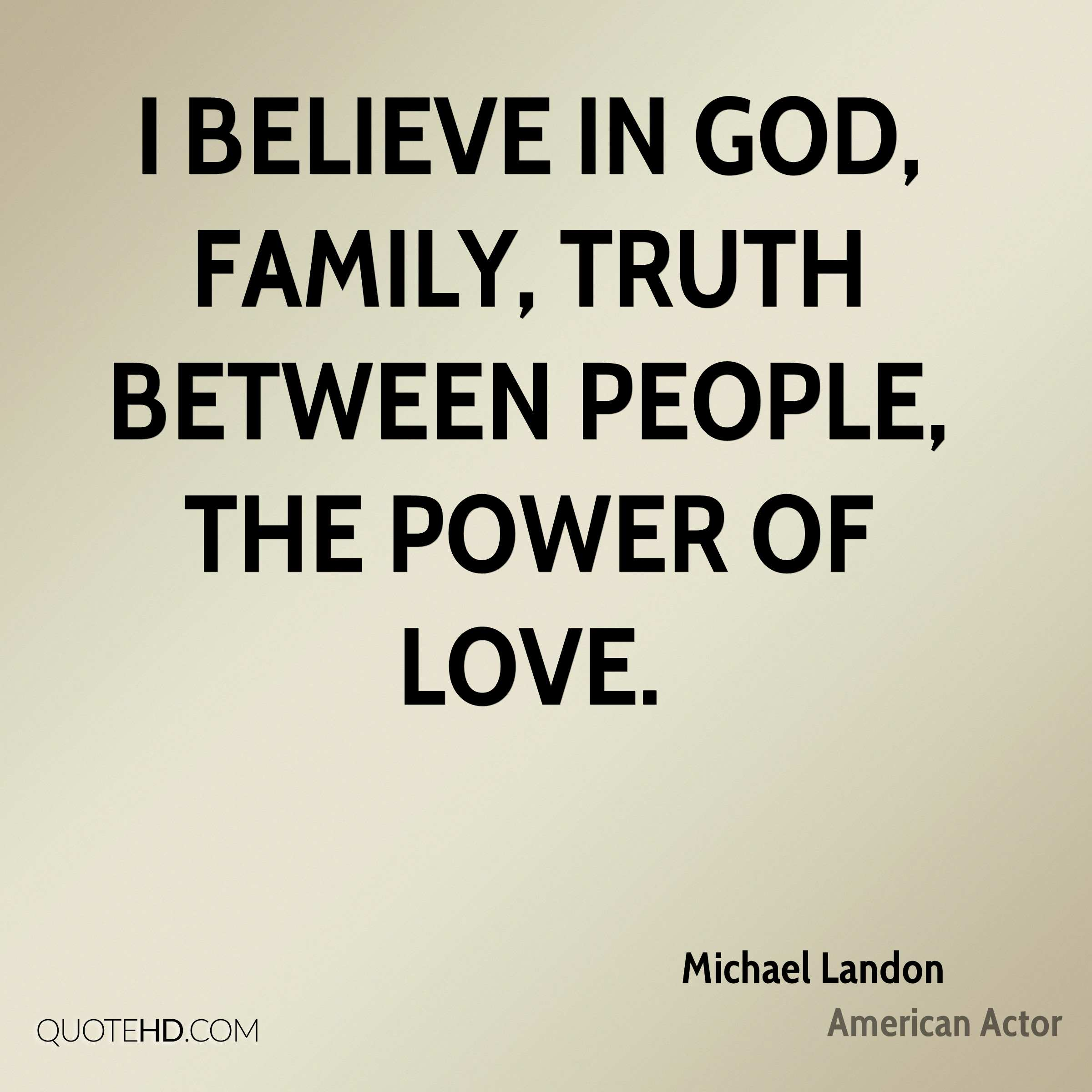 Michael Landon Quotes | QuoteHD