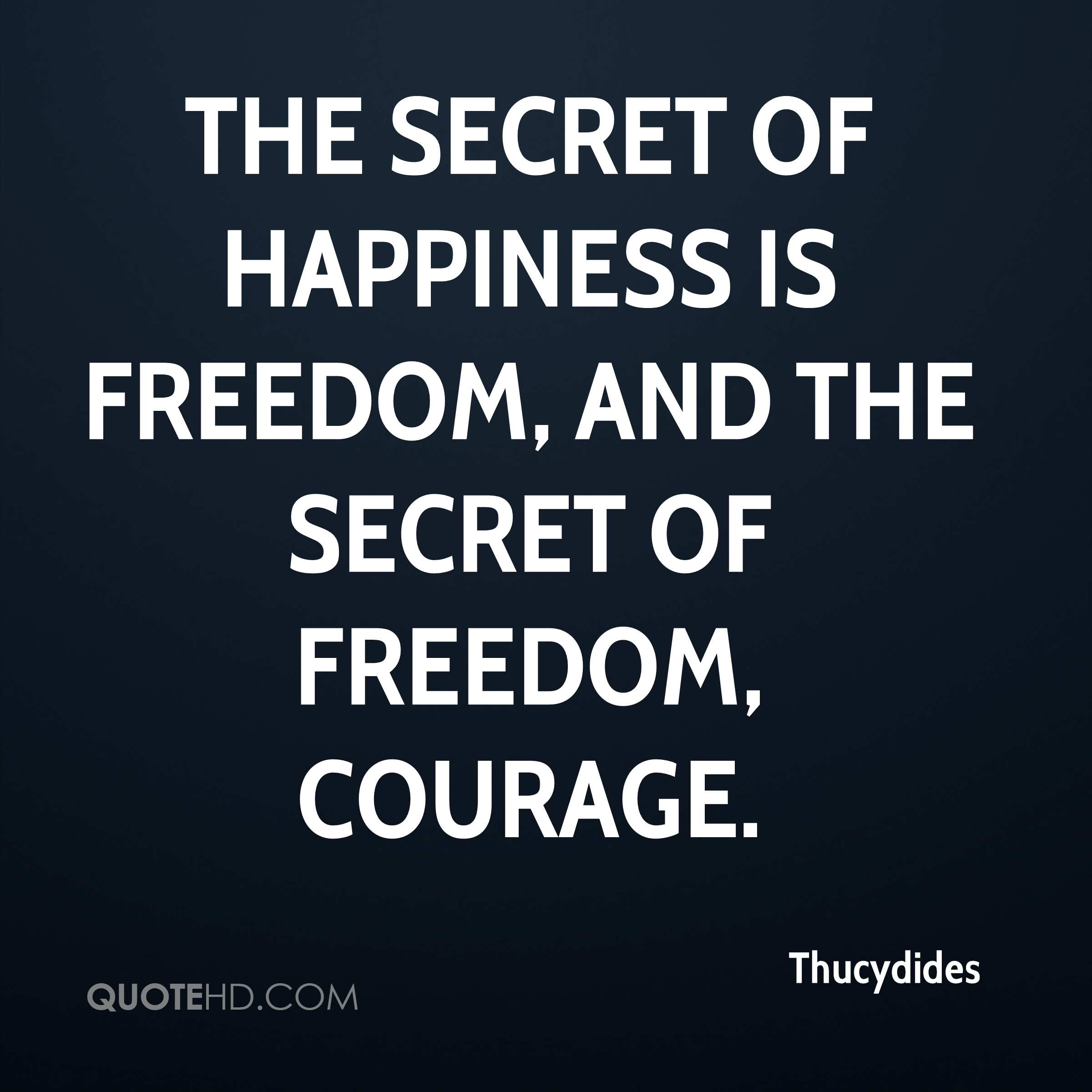 The Secret Quotes Thucydides Quotes  Quotehd