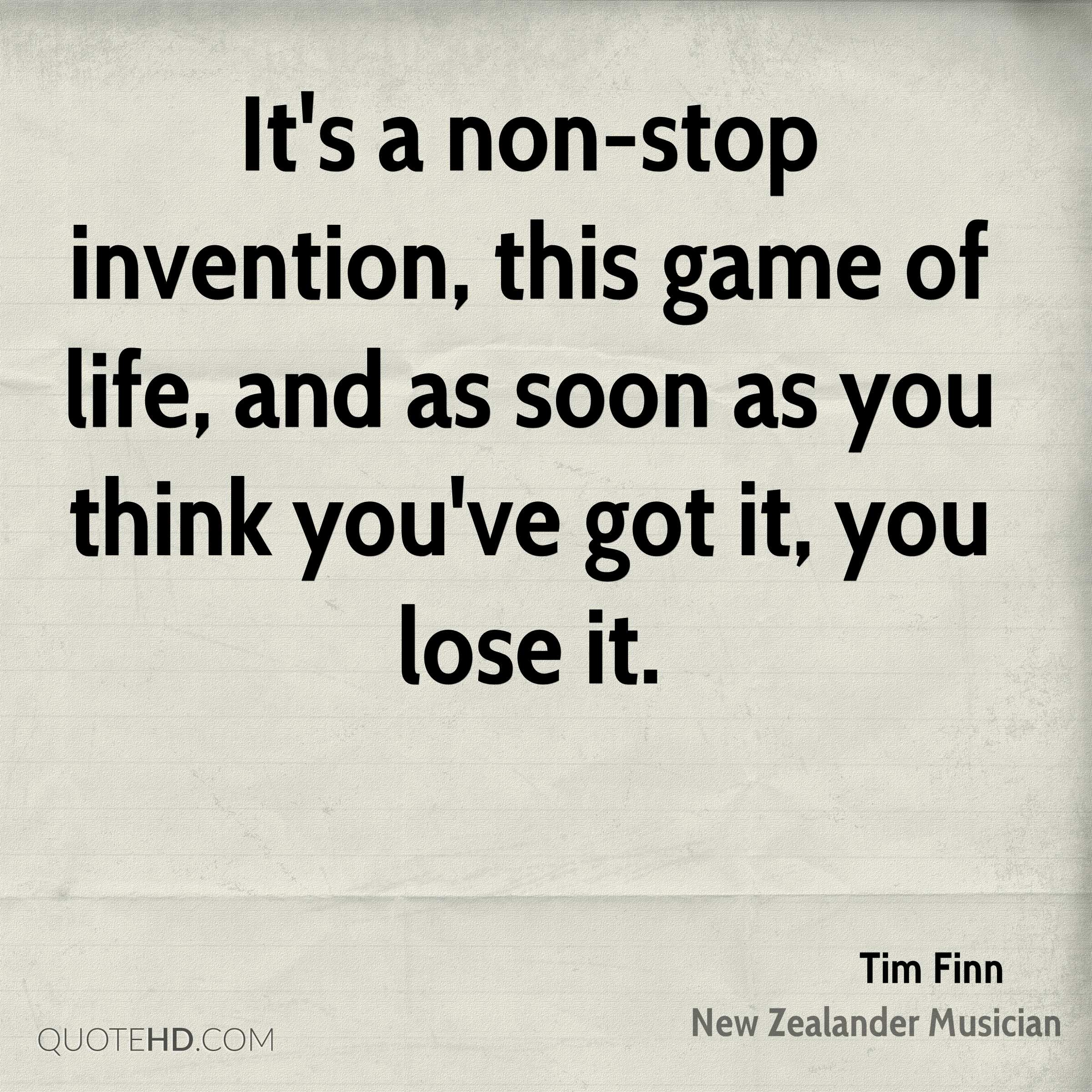 Tim Finn Quotes Quotehd