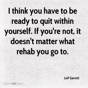 Rehab Quotes Page 3 Quotehd
