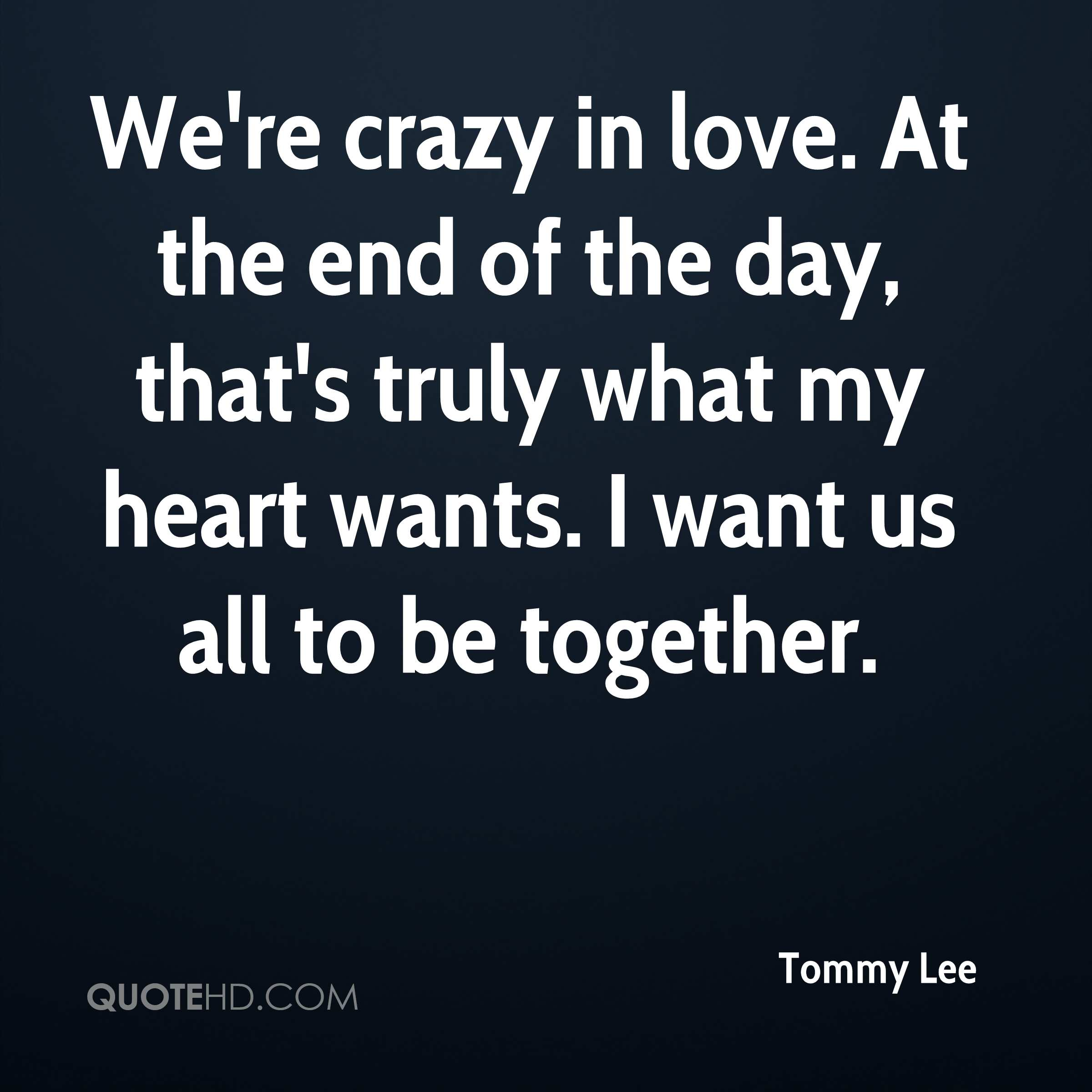 Tommy Lee Quotes   QuoteHD