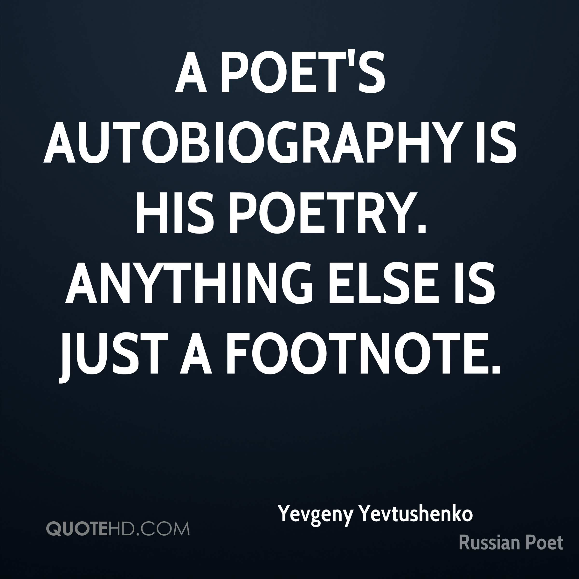 Yevtushenko The Poetry Of Yevtushenko Volume II