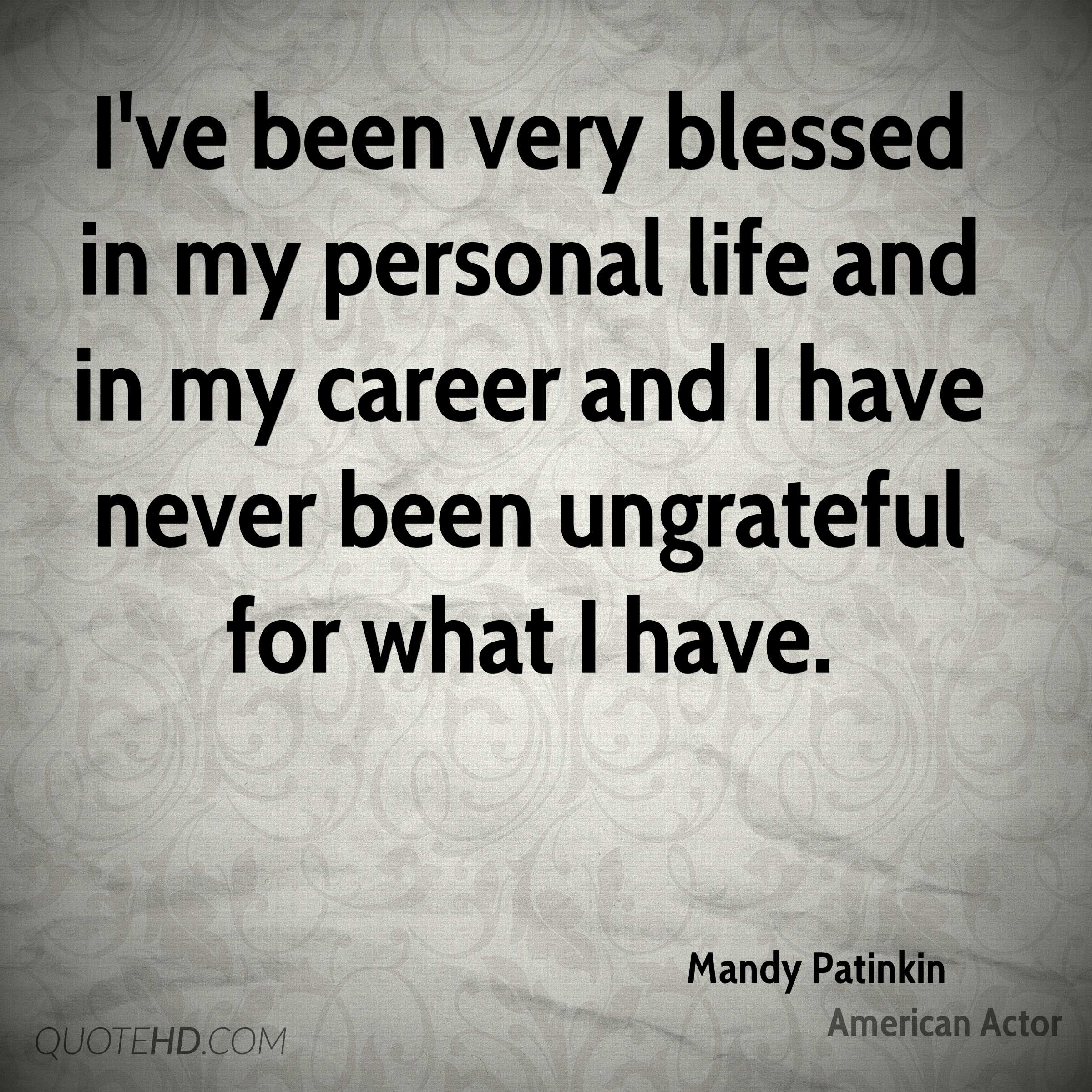personal life quotes