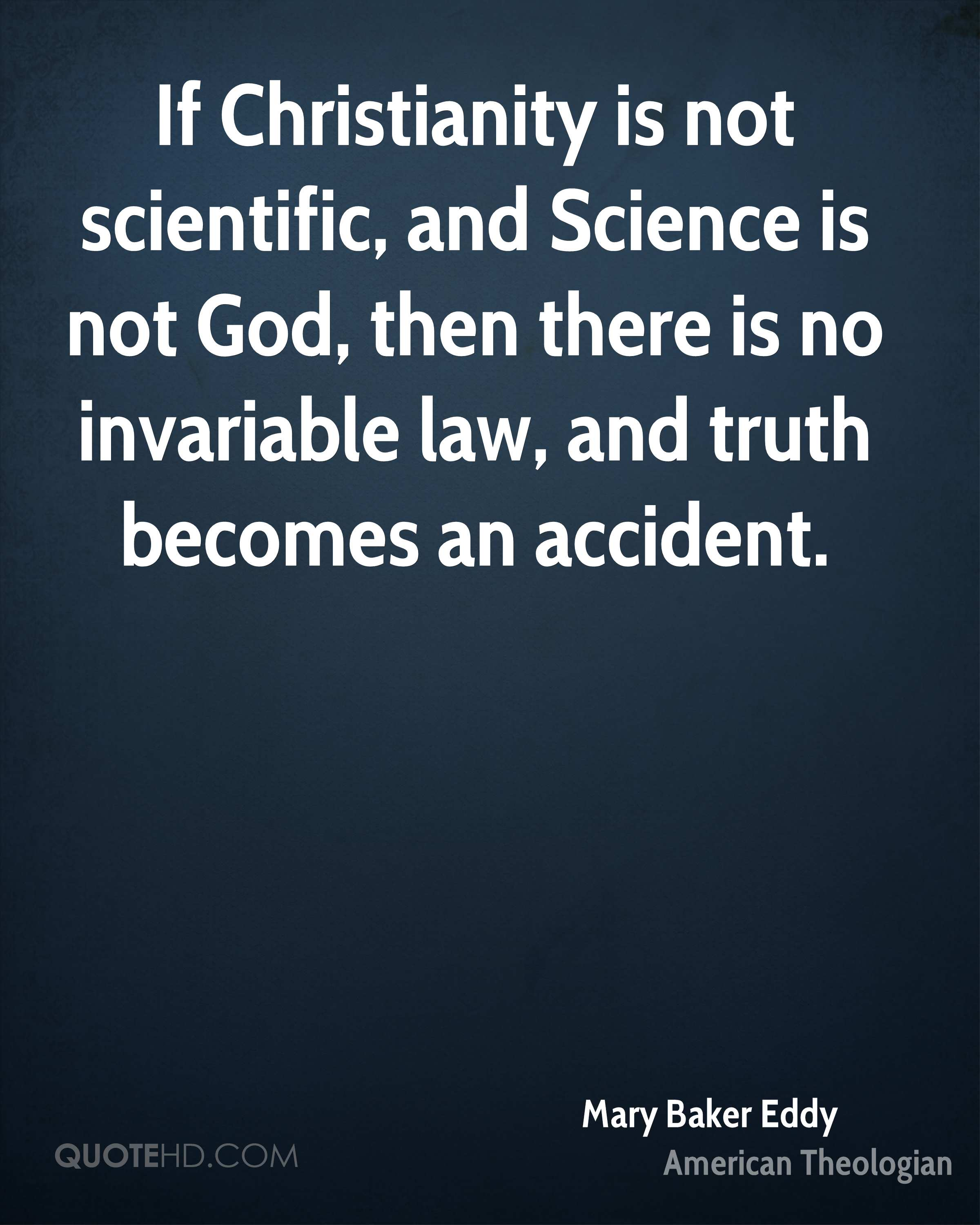 Mary Baker Eddy Science Quotes Quotehd