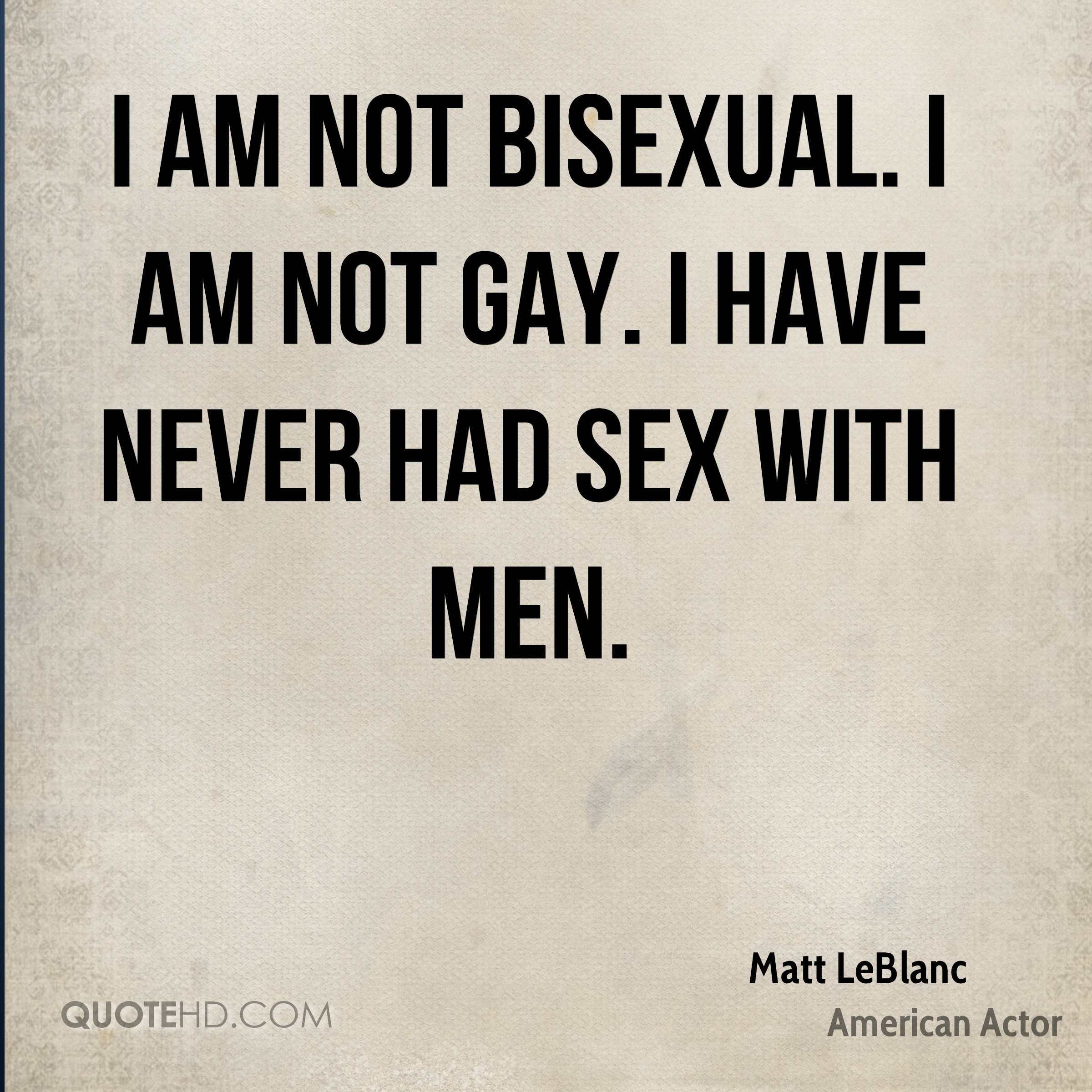 Gay Love Quotes Matt Leblanc Quotes  Quotehd