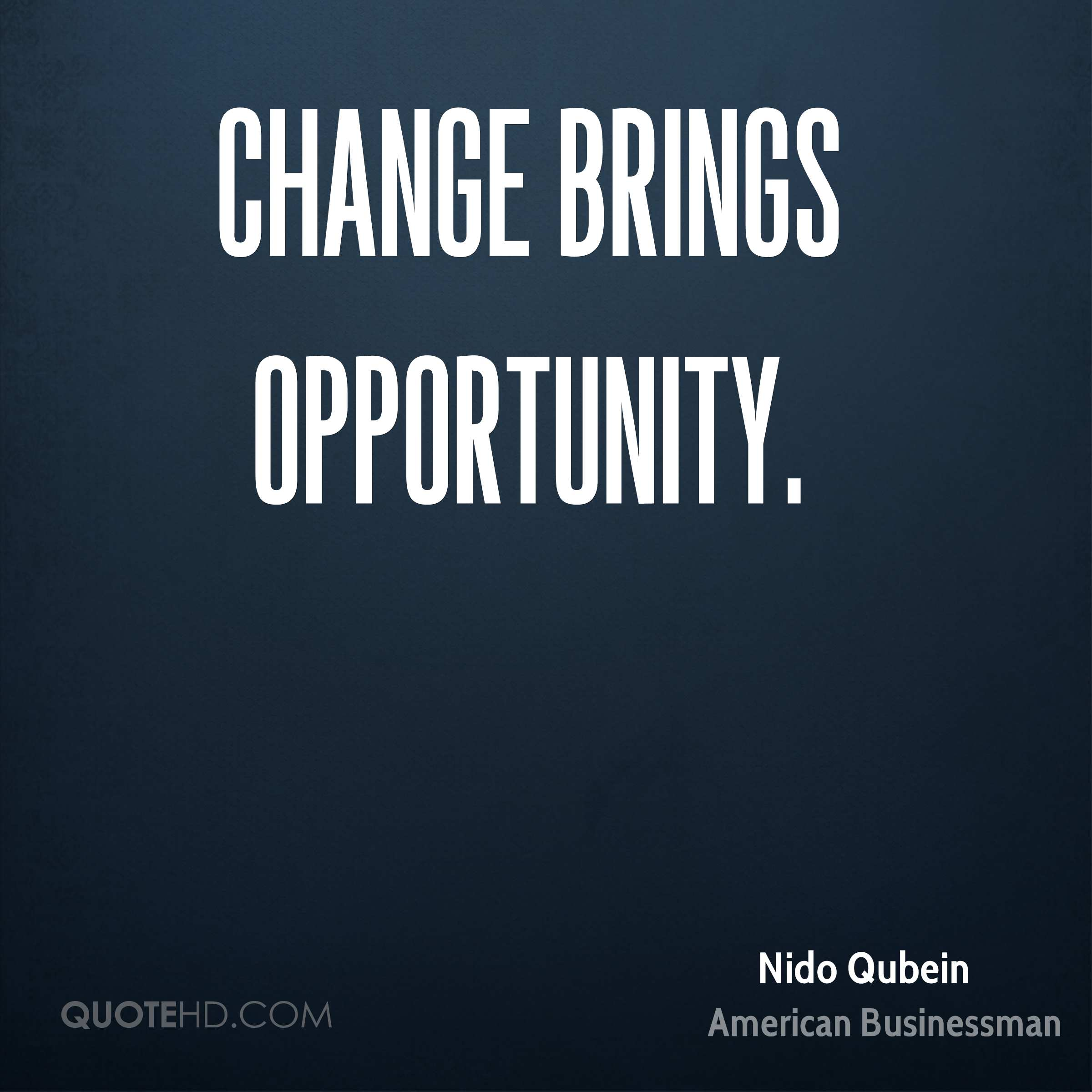 Quotes On Change Nido Qubein Change Quotes  Quotehd