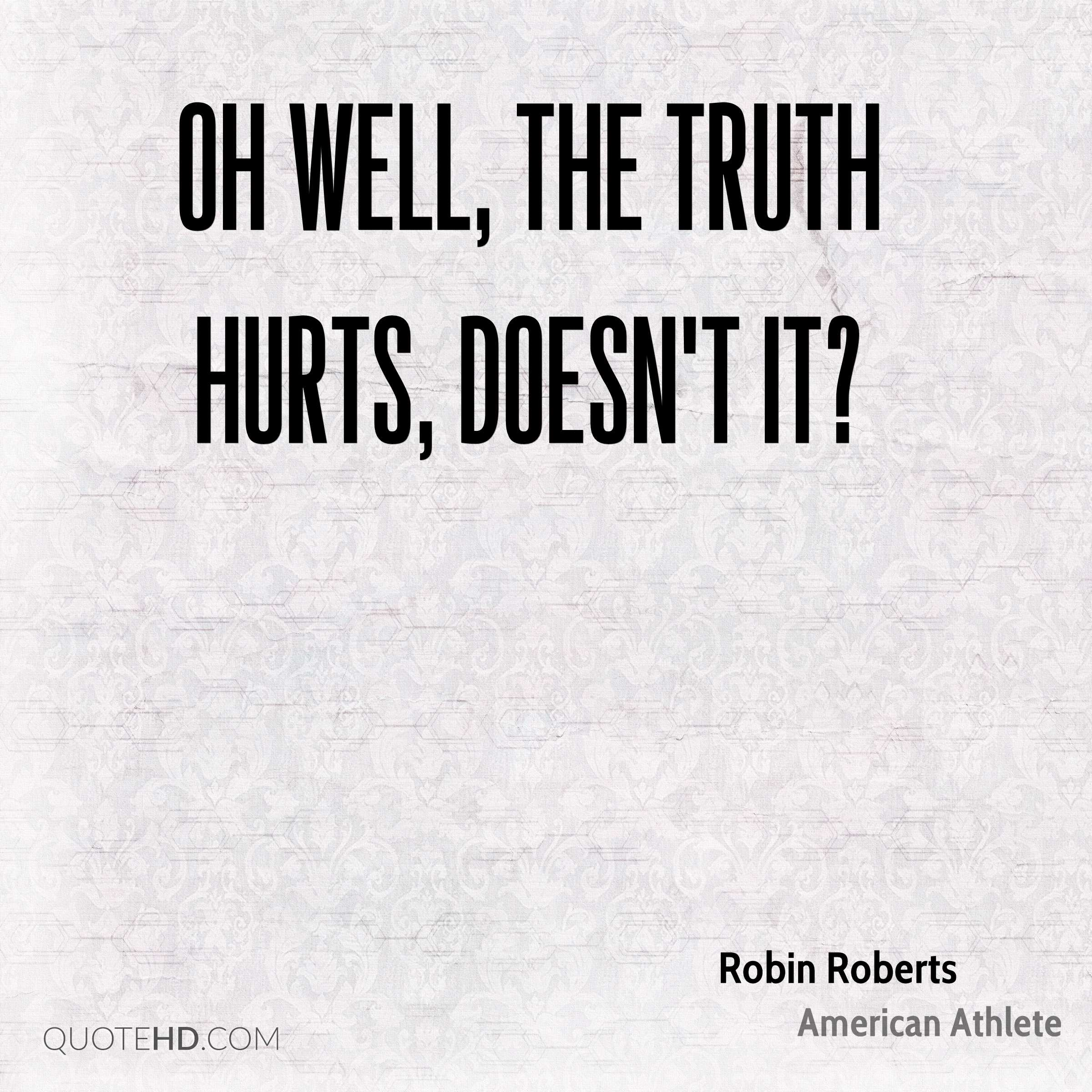 Robin Roberts Quotes   QuoteHD