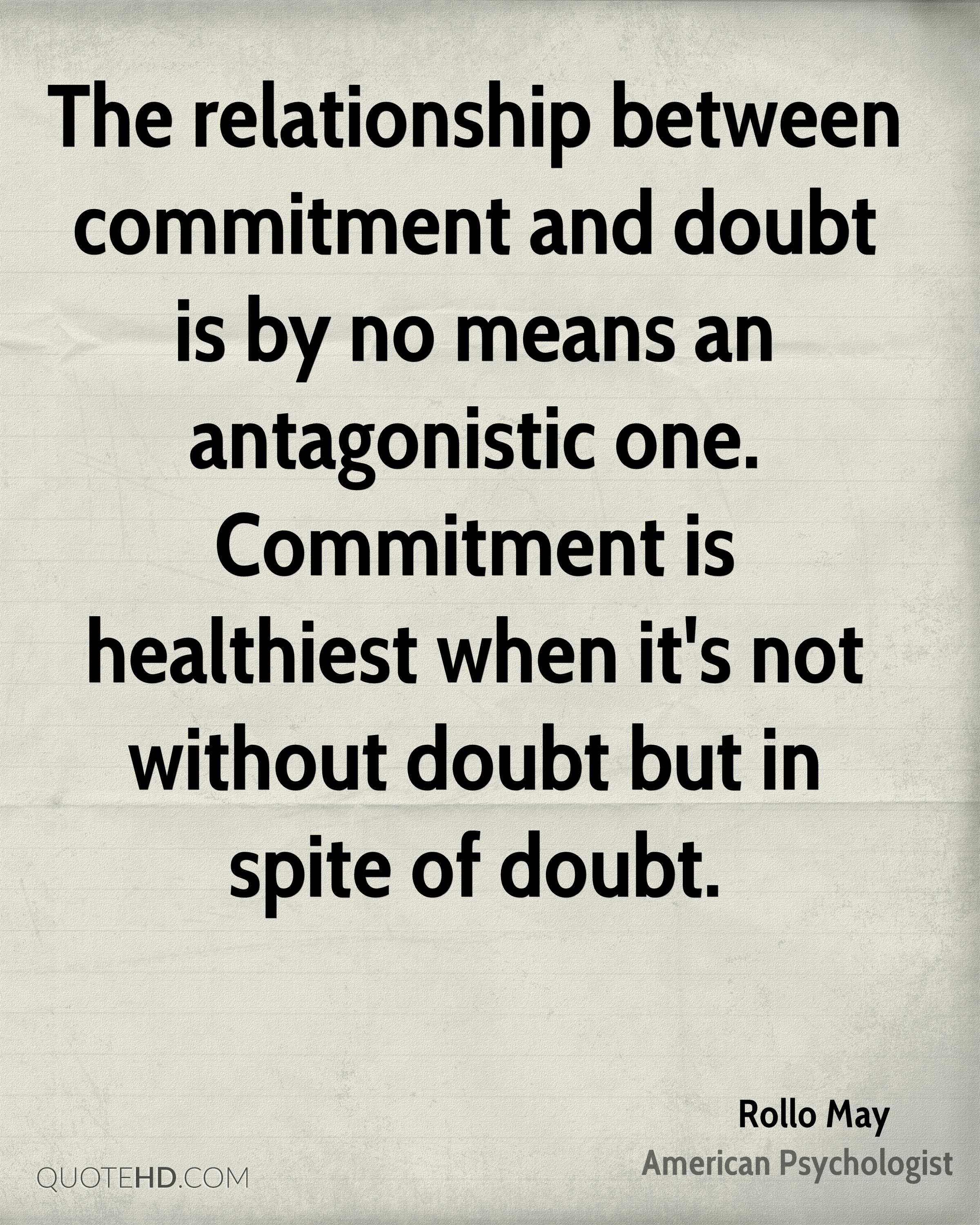 difference between dating and committed relationship quotes