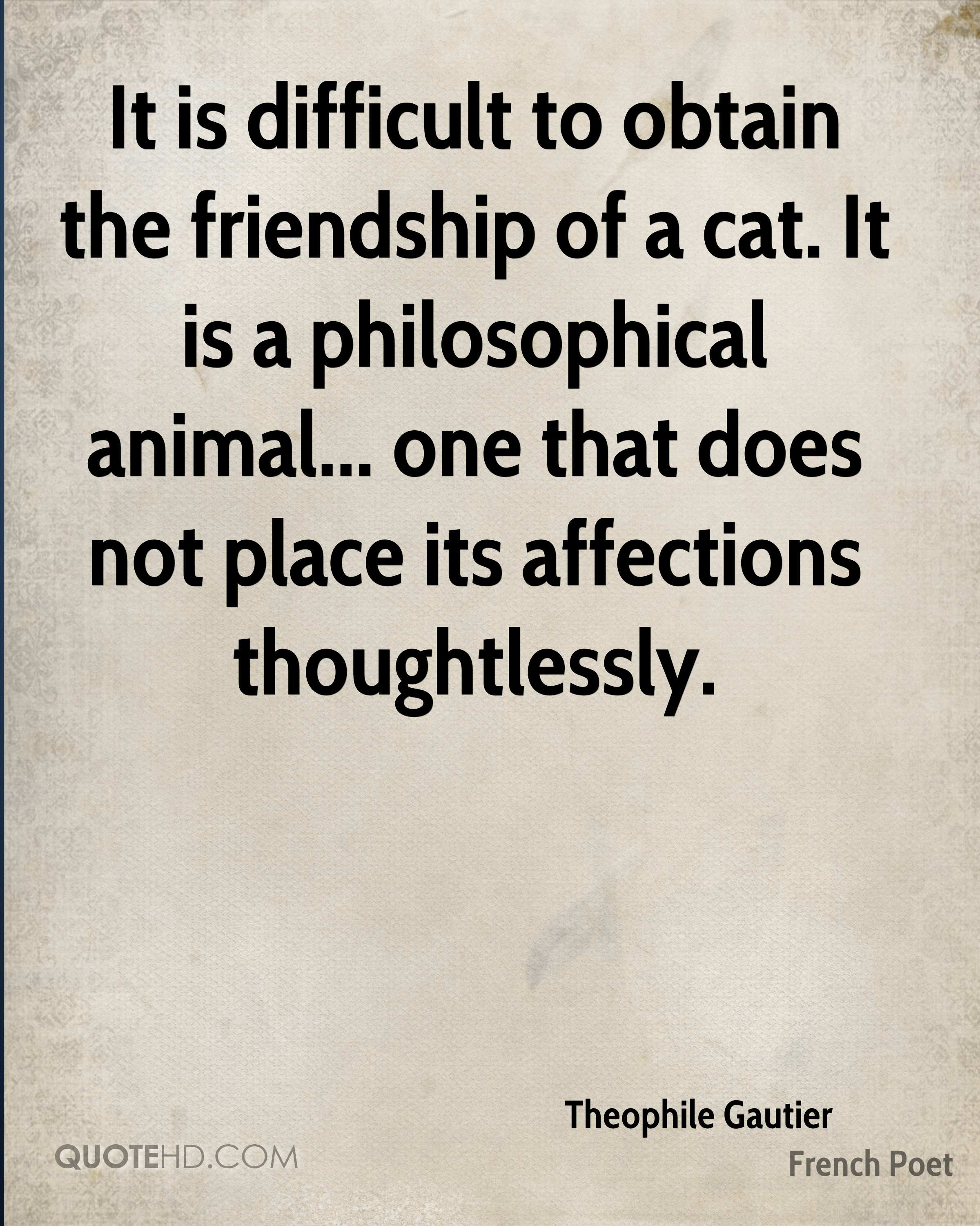 French Quotes About Friendship Theophile Gautier Friendship Quotes  Quotehd