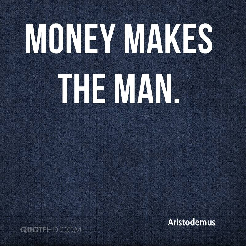 How to meet a man with money