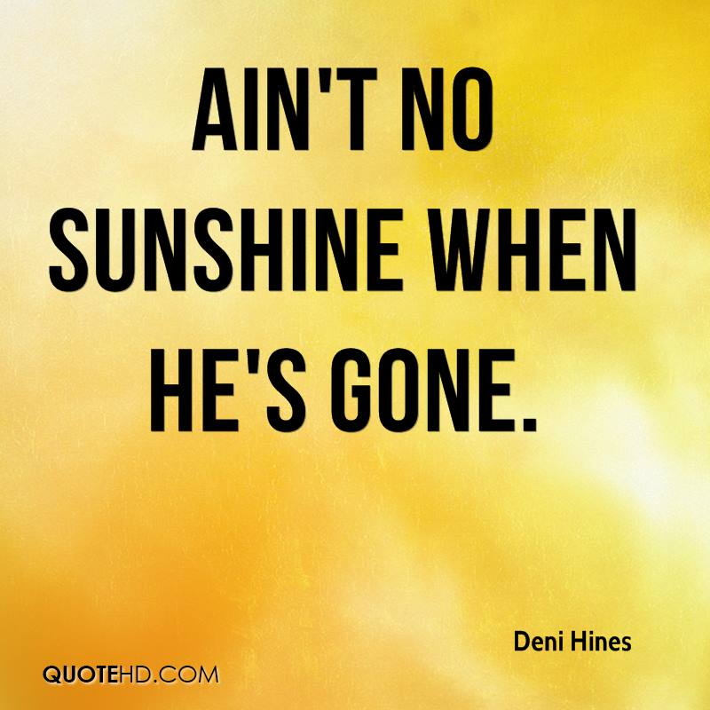 Bill Withers- ''Ain't No Sunshine'' - YouTube