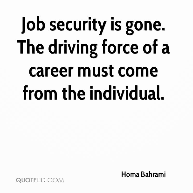 Homa Bahrami Quotes QuoteHD Adorable Security Quotes