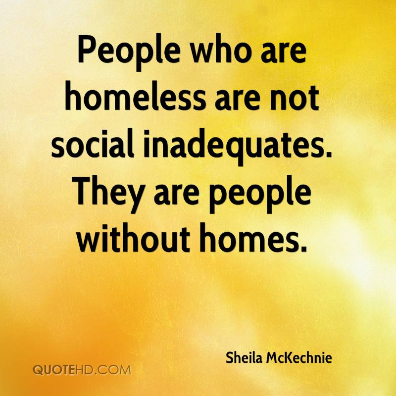 Quotes About Homelessness Magnificent Homeless Quotes  Page 1  Quotehd