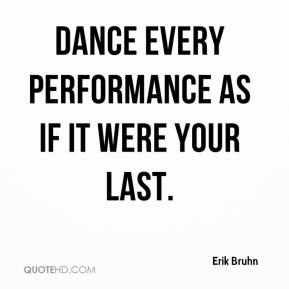 performance dance quotes quotesgram