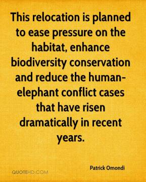 Patrick Omondi  - This relocation is planned to ease pressure on the habitat, enhance biodiversity conservation and reduce the human-elephant conflict cases that have risen dramatically in recent years.